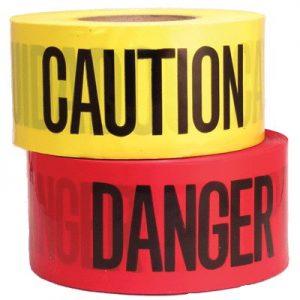 Băng cảnh báo nguy hiểm